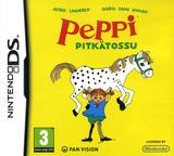 Peppi Pitkätossu DS cover (TPLP)