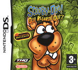 Scooby-Doo! Who's Watching Who pochette DS (AC6P)
