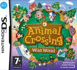 Animal Crossing - Wild World pochette DS (ADMP)