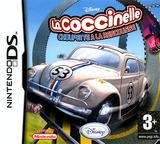 La Coccinelle - Choupette à la Rescousse pochette DS (AHQP)