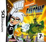 Danny Phantom - Urban Jungle pochette DS (ANPP)
