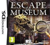 Escape the Museum pochette DS (BE3X)
