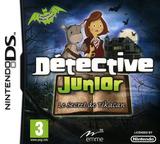 Détective Junior - Le Secret de Tikacan pochette DS (BJRX)
