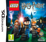 LEGO Harry Potter - Years 1-4 pochette DS (BLHP)