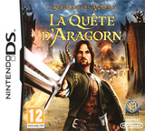 The Lord of the Rings - Aragorn's Quest pochette DS (BLPP)