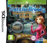 Natalie Brooks - Treasures of the Lost Kingdom pochette DS (BNPP)