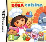 Dora's Cooking Club pochette DS (BNUP)