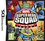Marvel Super Hero Squad - The Infinity Gauntlet pochette DS (BNYP)