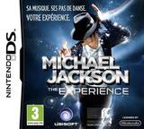 Michael Jackson - The Experience pochette DS (BVNP)