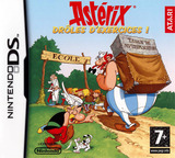 Asterix - Brain Trainer pochette DS (CBTP)