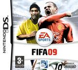 FIFA 09 pochette DS (CF9P)