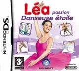 Léa passion - Danseuse étoile pochette DS (CLBP)