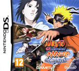 Naruto Shippuden - Naruto vs Sasuke pochette DS (CNSX)