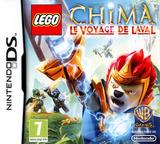 LEGO Legends of Chima - Laval's Journey pochette DS (TCBD)