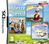 3 in 1 - Animals pochette DS (TQ3P)