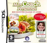 Mon Coach Personnel - Mes Recettes Plaisir et Ligne pochette DS (VCKF)