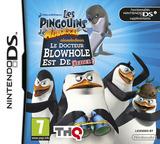 The Penguins of Madagascar - Dr. Blowhole Returns Again! pochette DS (VP9V)