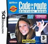 Code de la Route - Edition 2008 pochette DS (YCRF)