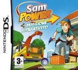 Sam Power - Missione Riparatutto DS cover (CRQP)
