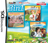 3 in 1 - My Horse + My Vet Practice + My Vet Practice in the Country DS cover (TBZZ)