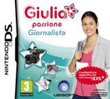 Giulia passione - Giornalista DS cover (VRPV)