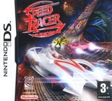 Speed Racer - The Videogame DS cover (YYRP)