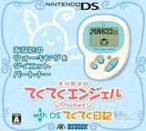 てくてくエンジェルPocket with DSてくてく日記 DS cover (AH2J)