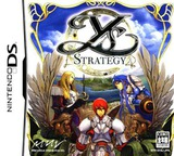 Ys Strategy DS cover (AYSJ)