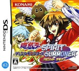 Yu-Gi-Oh! Duel Monsters GX - Spirit Summoner DS cover (AYXJ)