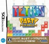 Tetris Party Premium DS cover (B4TJ)