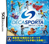 Deca Sporta - DS de Sports '10' Shumoku! DS cover (BD2J)