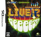 Hudson x GReeeeN - Live! DeeeeS! DS cover (BRYJ)