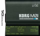 Korg M01 Music Workstation DS cover (BZMJ)
