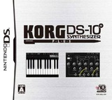 Korg DS-10+ Synthesizer DS cover (VKGJ)