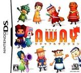 Away - Shuffle Dungeon DS cover (YAWJ)