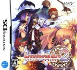 Luminous Arc 2 - Will DS cover (YL2J)