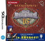 Quiz Magic Academy DS DS cover (YZKJ)