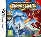 Strijd der Giganten - Dragons DS cover (C7UP)