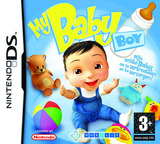 My Baby - Boy DS cover (CBAX)