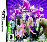 My Horse Club DS cover (CMQX)
