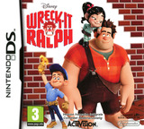 Wreck-It Ralph DS cover (TRWP)