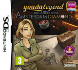 Youda Legend - The Curse of the Amsterdam Diamond DS cover (VYGX)