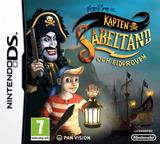 Kapten Sabeltand och eldproven DS cover (B49P)