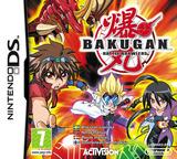 Bakugan - Battle Brawlers DS cover (B6RP)