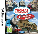 Thomas & Friends - Hero of the Rails DS cover (BT4X)