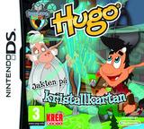 Hugo - Trollakademin 2 - Jakten på Kristallkartan DS cover (BUOX)