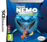 Finding Nemo - Escape to the Big Blue (Special Edition) DS cover (TFNP)