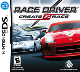 Race Driver - Create & Race DS cover (A3WE)
