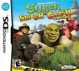 Shrek - Smash n' Crash Racing DS cover (A4IE)