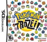 Pokémon Trozei! DS cover (A55E)